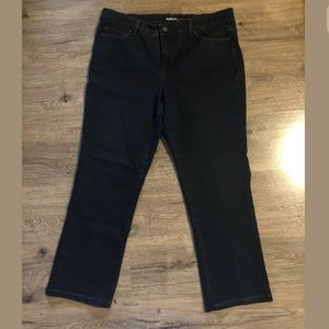 Women's Style&Co. Modern Boot Jeans Tummy Control